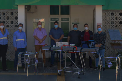 Supporting Hospitals to Combat Covid-19 in Brazil