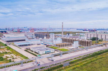 Food Industrial Park in China