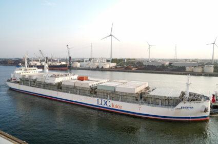 Eco-Efficient Juice Fleet