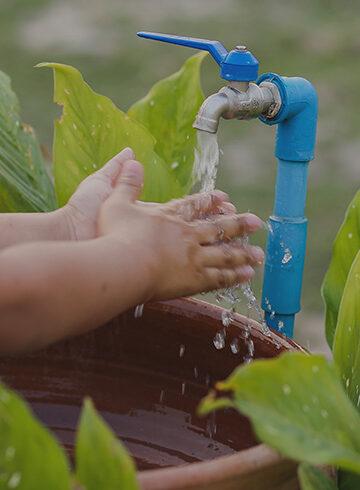 6. Clean Water & Sanitisation